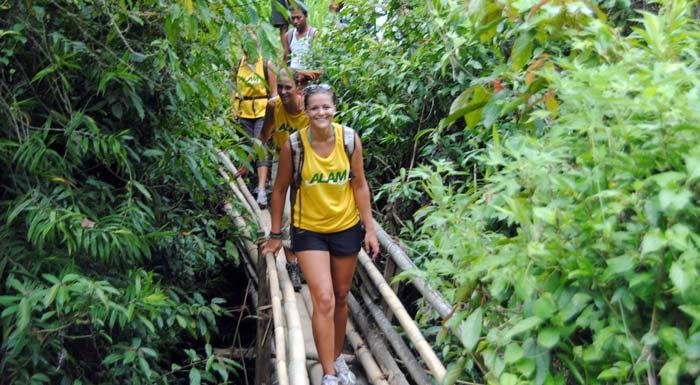 Sambangan Village Trekking Tours