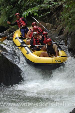 White Water River Ubud