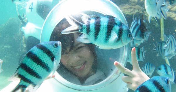 Sanur Underwater Walk