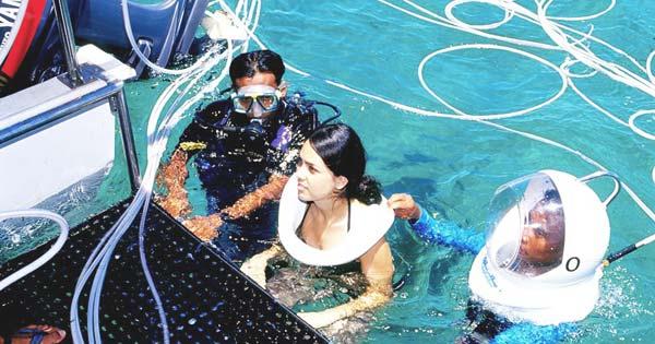 bali marine walk denpasar sanur indonesia