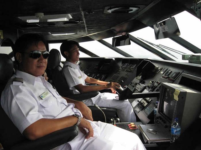 Bali Hai Reef Cruise Captain