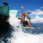 Bali Hai Reef Cruise Water Slide