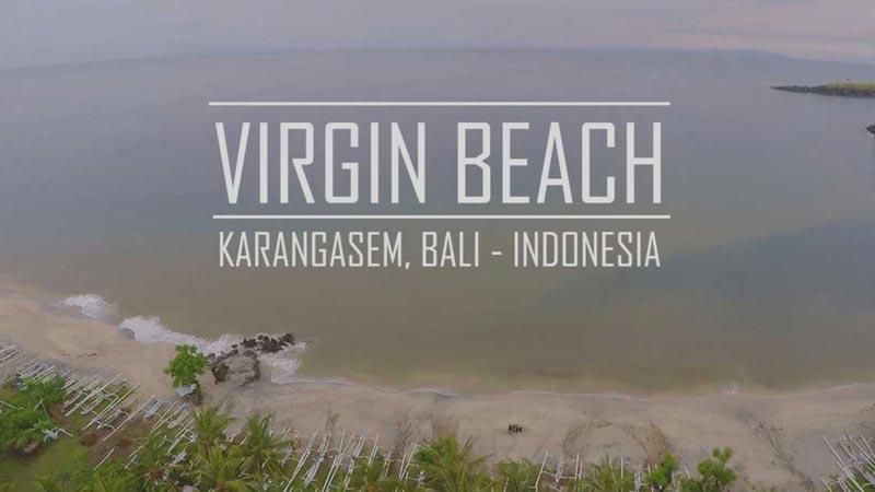 Virgin Beach Karangasem Bali