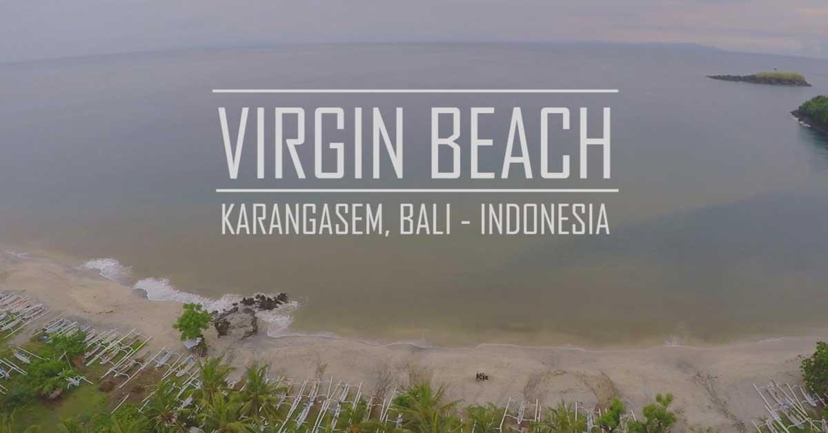 Bali White Sand Beach Perasi Karangasem