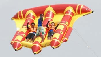Flying Fish Ride Tanjung Benoa Water Sports