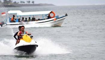 Bali Jet Ski Ride In Tanjung Benoa
