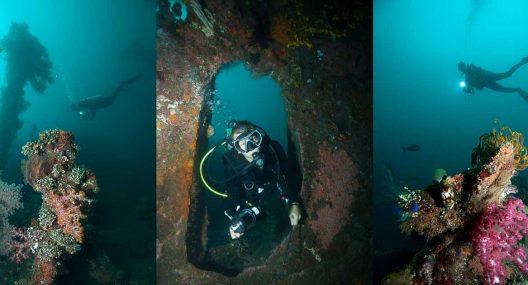 Tulamben Liberty Shipwreck Scuba Dive Bali