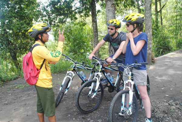 Cycling Tour Bali 07