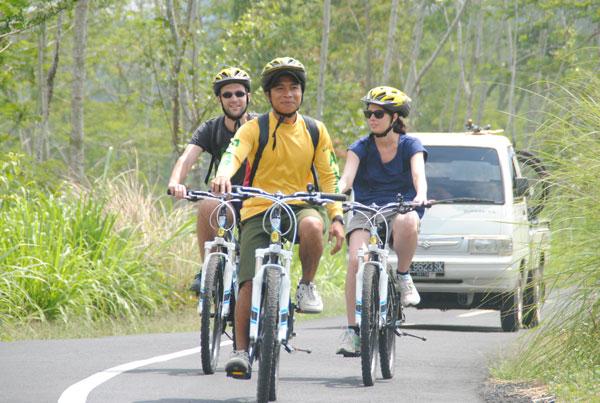 Cycling Tour Bali 08