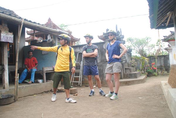 Cycling Tour Bali 11
