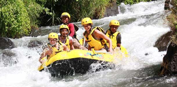 Alam Rafting