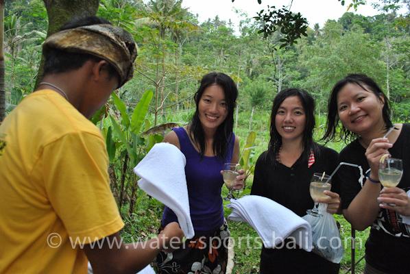 Telaga Waja Rafting 41