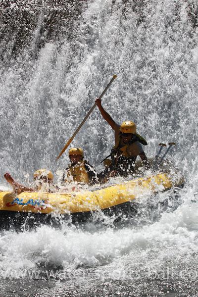 Telaga Waja Rafting 74