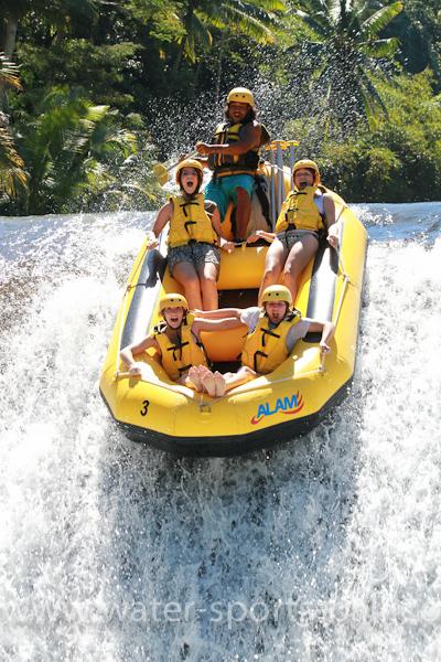 Telaga Waja Rafting 75