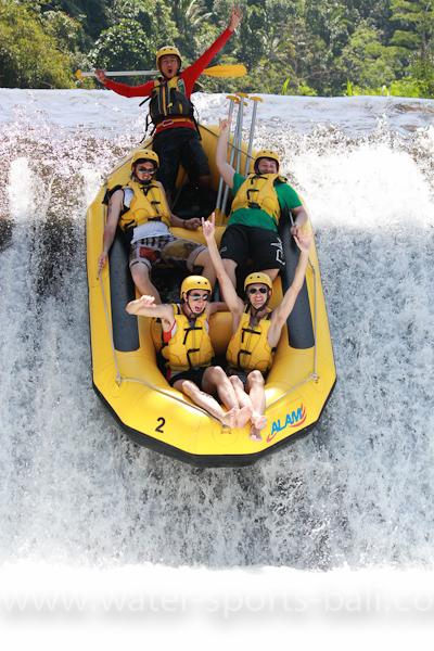 Telaga Waja Rafting 83