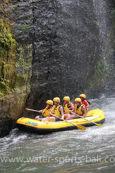 Telaga Waja Rafting 86