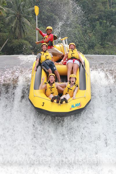 Telaga Waja Rafting 87