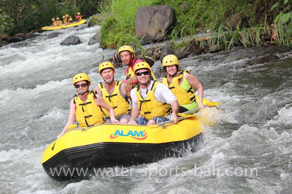 Telaga Waja Rafting 91