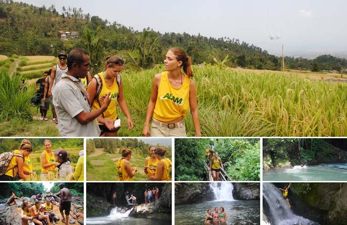 Bali Trekking Tour Sambangan Village