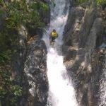 Bali Trekking Water Fall