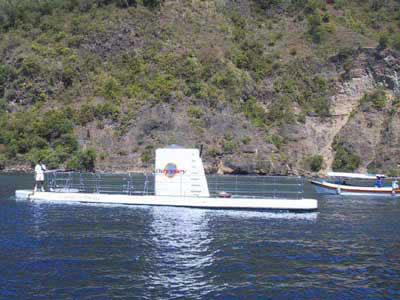 Odyssey Submarine Bali 21