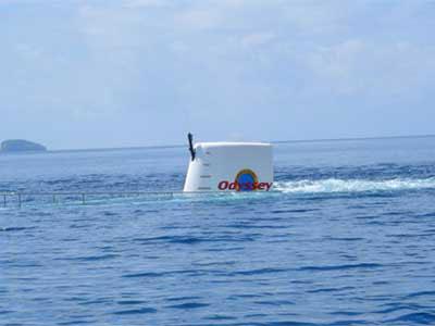 Odyssey Submarine Bali 23