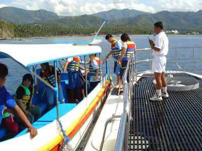 Odyssey Submarine Bali 44