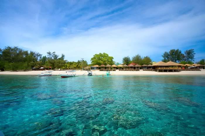 Best Way From Bali To Gili Trawangan Island