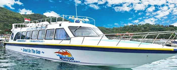 Wahana Gili Ocean Fast Boat Passenger Insurance