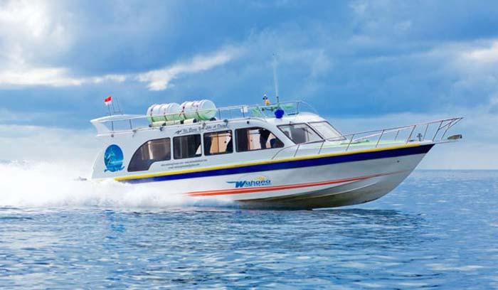 Wahana Gili Ocean best way from Bali to Gili Trawangan