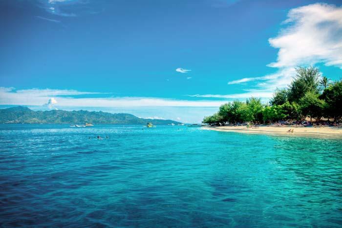 best way from Bali to Gili Trawangan