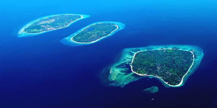 gili islands best way from Bali to Gili Trawangan