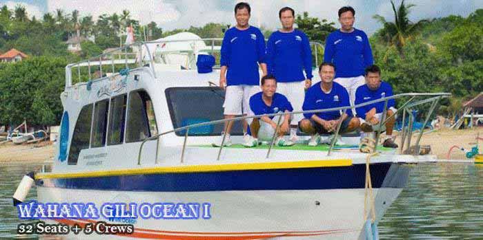 Wahana Gili Ocean I Fast Boat