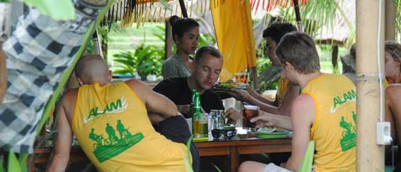 Bali Bike Tour Kintamani Lunch