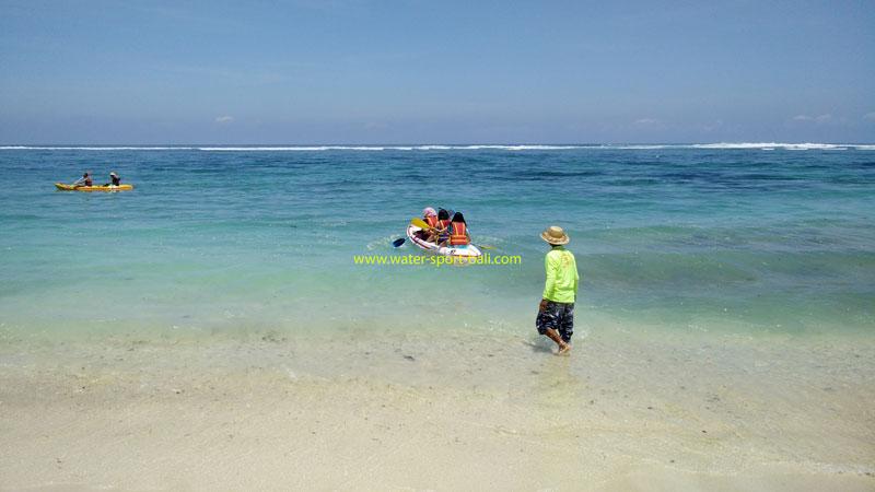 Bali Pandawa Beach Attraction