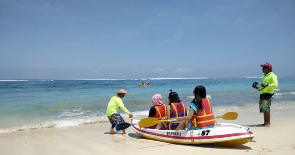 Pandawa Beach Canoe