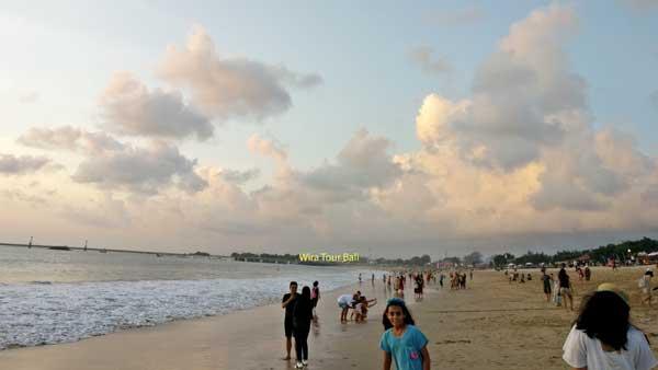 Jimbaran Beach Cleanliness