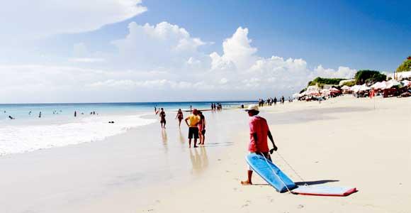 New Kuta Beach Uluwatu Bali