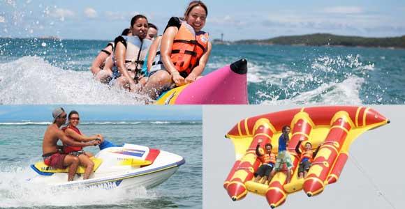 Bali Water Activities Package Number 4