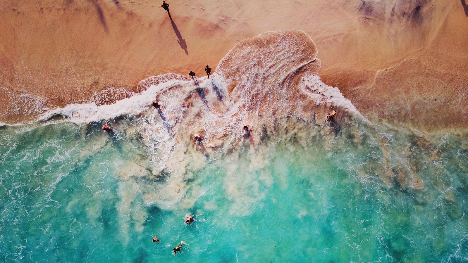 Bias Tugel Beach Padang Bai Karangasem