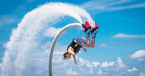 Bali Flyboarding Activities