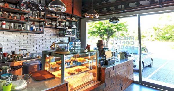 Simply Brew Coffe Shop Sanur Denpasar