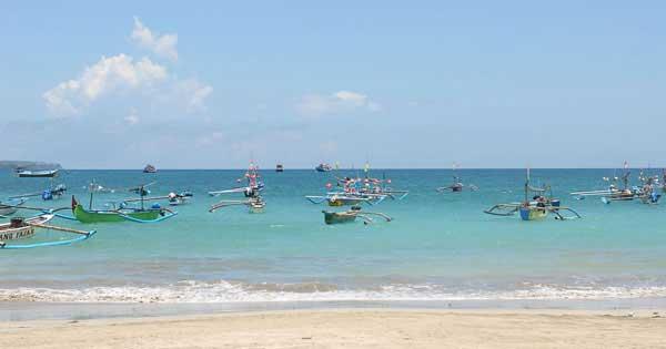 Kelan Beach Bali View