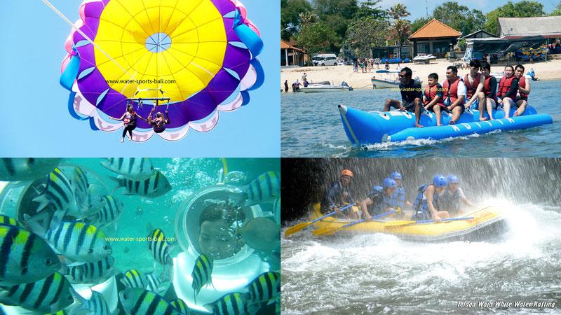 8 Best Water Sports Games In Bali