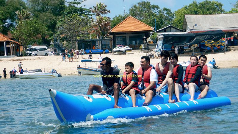 Bali Banana Boat Ride