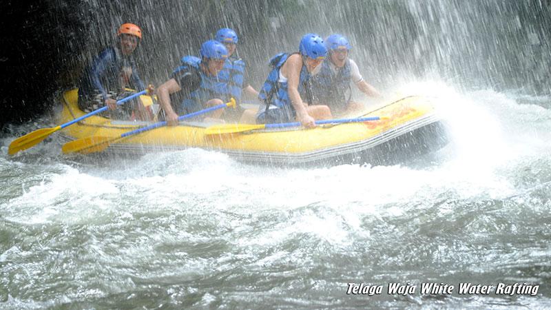 Telaga Waja Rafting Karangasem - 8 Best Water Sports Games In Bali