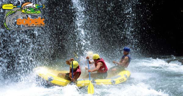 Telaga Waja Rafting Karangasem Bali