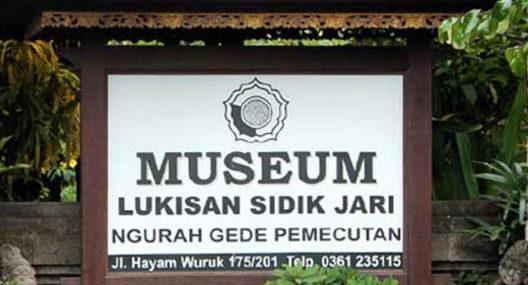 Fingerprint Painting Art Gallery Denpasar