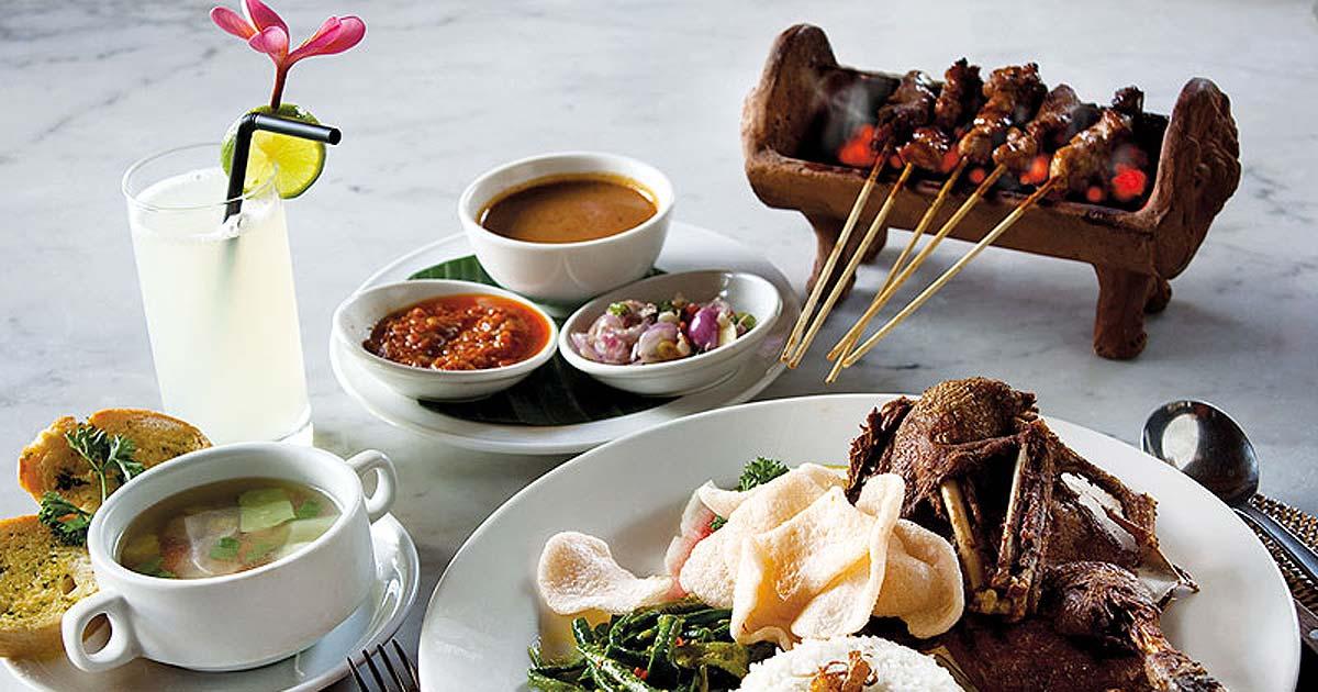 Food & Drink In Bali