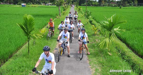 Bali Sobek Cycling Tour Ubud